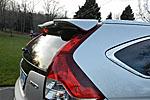Задний спойлер со стопом для Honda CRV 2012+ (Kindle, CRV-Y21)