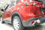 Хром накладки задних противотуманных фар для Mazda CX-5 2011+ (Kindle, CX5-L24)