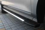 "Боковые пороги ""OEM Style"" для Mazda CX-7 2011+ (Kindle, CX7-S21)"