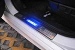 Накладки на пороги с подсветкой для Mitsubishi ASX 2012+ (Kindle, MA-P34)