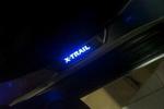 Накладки на пороги с подсветкой для Nissan X-Trail 2008-2014 (Kindle, NX-P02)