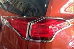 Хромированные накладки задних фар для Toyota RAV4 2013+ (Kindle, RV-L33)