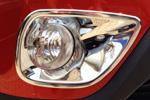 Хромированная накладка противотуманных фар для Toyota RAV4 2013+ (Kindle, RV-L35)