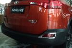 Хром накладки задних противотуманных фар для Toyota RAV4 2013+ (Kindle, RV-L36)