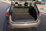 Накладка на задний бампер для Volkswagen Touareg 2010- (Kindle, HM-TR-P11)