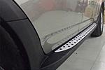 Боковые пороги (Original) для BMW X3 (E83) 2004+ (Kindle, X3-S01)