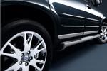 Боковые пороги (Original style) для Volvo XC90 2007-2014 (Kindle, XC9-S21)