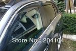 Дефлекторы окон (ветровики) для Hyundai IX35 2010-2013 (Kindle, HT-V91)
