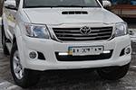 Дневные ходовые огни DRL для Toyota Hilux 2011- (Hanma, HML-1918)