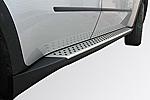 """Боковые пороги """"Оriginal"""" для BMW X5 (E70) 2010-2014 (Kindle, X5-S11)"""