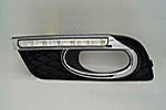 Дневные ходовые огни DRL в штатное место для Honda Civic 2012- (LONGDING, HONCIV12.DRL)