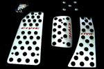 Накладки на педали Honda Civic 2012- (JS-AUTO, HONCIV12.PED.AT)