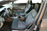Авточехлы (Leather Style) для Honda Civic New 2012+ (MW BROTHERS)