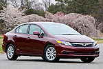 Тюнинг Honda Civic 2012-