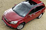 Тюнинг Honda CR-V 2007-