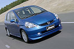 Тюнинг Honda Jazz/Fit