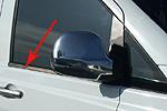 Хром накладка на окантовку стекла Mercedes Vito/Viano 2003- (Omsa Prime, 4721141VT)