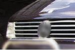 Хром накладка на решетку радиатора Mercedes Vito W638 к-т (Omsa Prime, 4720081)