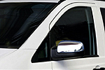 Хром накладки зеркал Mercedes Vito/Viano 2010- (Omsa Prime, 4725111VT10)