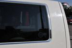 Хром накладка на окантовку стекла Long Base Volkswagen T5 Transporter/Multivan 2010- (Omsa Prime, 7522147)