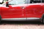 Хром молдинг на двери для Mazda CX-5 2012+ (Kindle, CX5-D24)