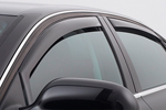 Ветровики (дефлекторы окон) для HYUNDAI Sonata 2008- (Climair, CLI0033615/CLI0044003)