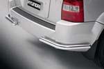 Защита  заднего  бампера Hyundai Tucson D60 (Cobra, HYU1315)