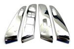 Декоративные хром накладки в салон Hyundai IX35 2010- (KAI, HY.IX.IN.KD.02)