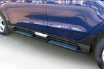 Боковые пороги Hyundai IX35 (SEWON, DK0517)