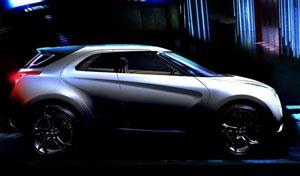 Новый кроссовер Hyundai Curb