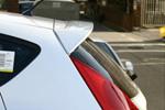 Задний спойлер для Hyundai i30 2007-2011 (S-Line, SPZ-HYUI30)