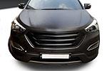 Решетка радиатора «гриль» для Hyundai Santa Fe 2013- (KAI, HYUNSF13.GRMC-01)