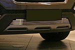 Декоративные элементы воздухозаборника (хром загл.) d10 для Hyundai Santa Fe 2013- (Союз-96, HYSF.97.2349)