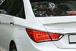 Задняя светодиодная оптика Hyundai Sonata 2010- (JUNYAN, HYU.SNT.HL.8LD)