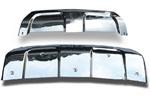 Накладки на передний и задний бамперы для Range Rover Sport 2012+ (Kindle, RR-B31)
