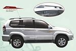Релинги на крышу для Toyota LC Prado 120 (Winbo, С27)