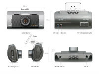 Видеорегистратор (1CH) Iroad A9 (Iroad, A9)
