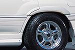 Расширители колёсных арок Lexus LX 470 98- + 10mm (Jaos, 700010)