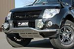 Защита передняя Mitsubishi Pajero Wagon 2007- (Jaos, 216010/217320)