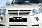 Решетка радиатора Mitsubishi Pajero Wagon 2007- (Jaos, 840320)