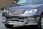 Дуга передняя Mitsubishi Outlander 01- (Jaos, 215500)