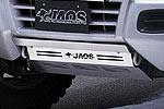 Защита поддона Mitsubishi Pajero III (V60) 00-03 5D (Jaos, 201310)