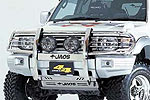 Дуга передняя Mitsubishi Pajero 1991-2000 3R 91-99 (Jaos, 125305)