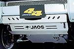 Защита поддона Mitsubishi Pajero 1991-2000 Type A 91-97 (Jaos, 201305)