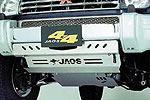 Защита поддона Mitsubishi Pajero 1991-2000 Type B 93-97 (Jaos, 201306)