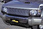 Решетка радиатора Mitsubishi Pajero 1991-2000 (Jaos, 325305)
