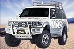 Тюнинг Mitsubishi Pajero 1991-2000