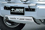 Защита поддона Mitsubishi Pajero Pinin 98- (Jaos, 201560)