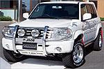 Тюнинг Mitsubishi Pajero Pinin