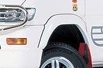 Расширители колёсных арок Mitsubishi Space Gear 1994-1997 30mm Short (Jaos, 700405)